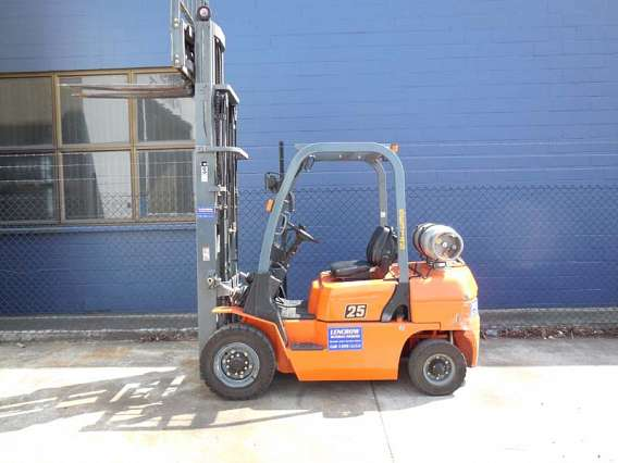 Excellent Second Hand Forklift