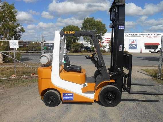 Used TCM Forklift 2500kg