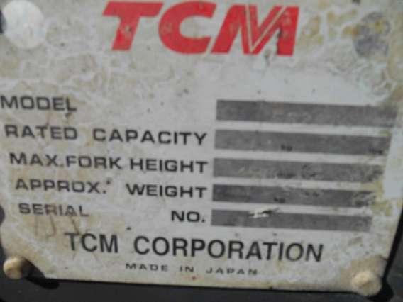 TCM Forfklit