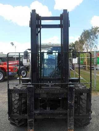 Ausa Rough Terrain Forklift