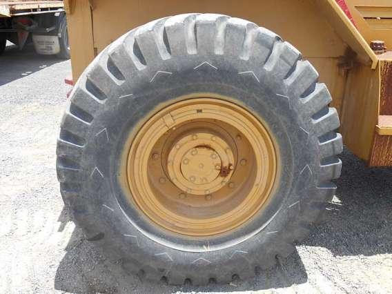 Heavy Capacity Forklift Truck