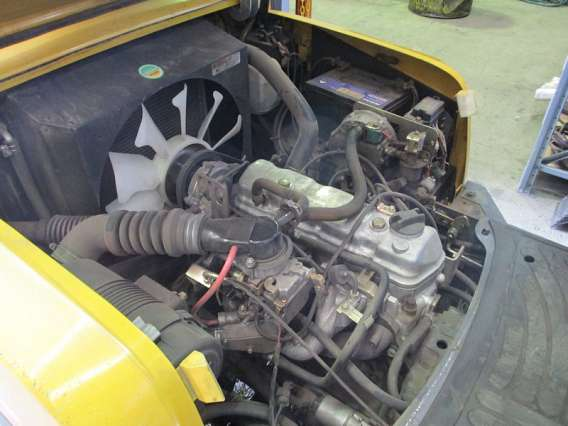 Nissan Engine