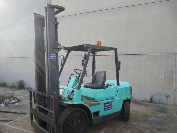 Used Mitsubishi Diesel Forklift 4000kg