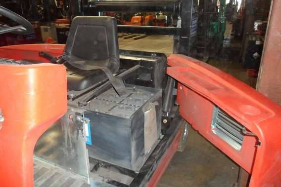 Used Suresweep Ride On Floor Sweeper