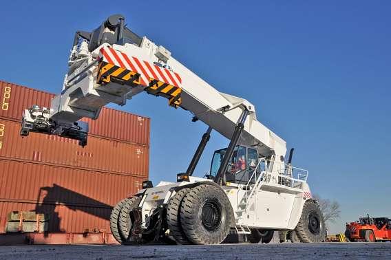 Terex Container Handler