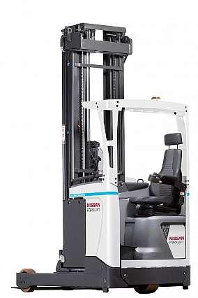 Sit Down Reach Truck 1200 - 2500kg RG Series