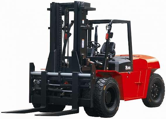 Diesel Forklifts 8000 - 10,000kg R Series