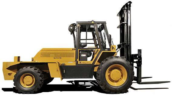 Construction Forklift 7000 - 9000kg M Series