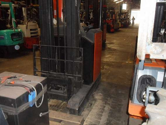 Used Reach Truck Sit Down 1600kg