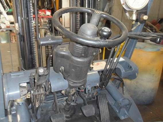 Used Toyota LPG Forklift 2500kg