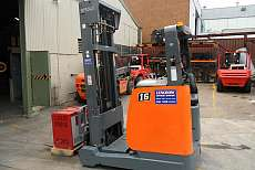 Sit Down Reach Trucks