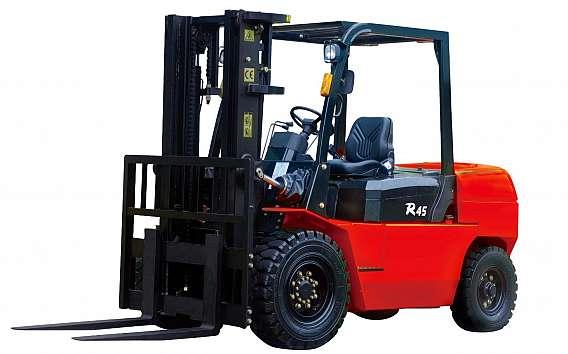 EP LPG Forklifts 4000 - 5000kg R Series
