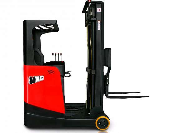 Ride On Reach Truck 1600kg CQD16(RVH)(RV)(FVF)