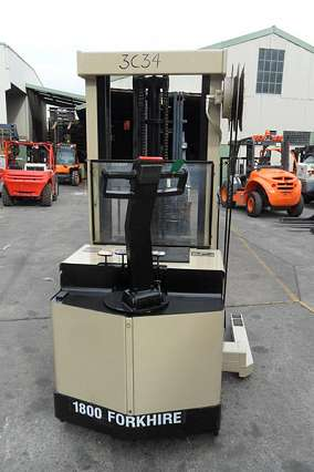 Walkie Reach Stackers 1500kg+