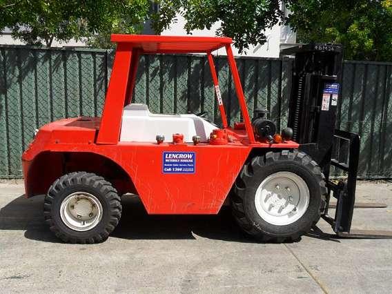 All Terrain Diesel Buggie 2000kg