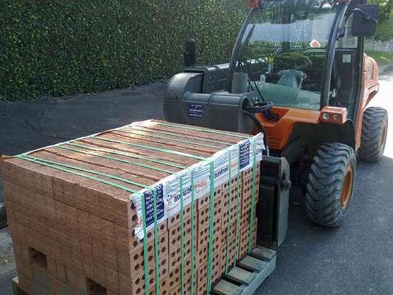 All Terrain Diesel Telehandler 2000kg