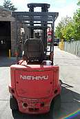 Electric Counter Balance Flame Proof Forklift
