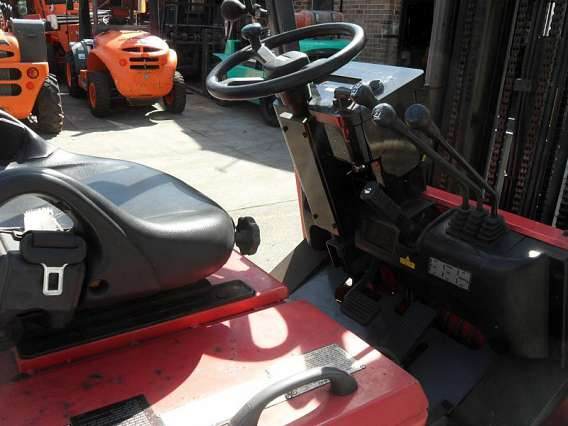 Electric Counter Balance Flame Proof Forklift 2000kg