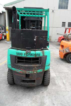 Diesel Flameproof Forklift 2500kg