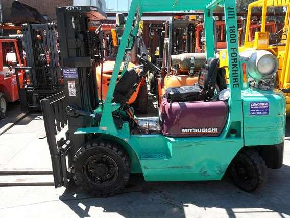 Petrol/LPG Forklifts 2500kg