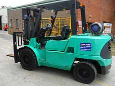 Petrol/LPG Forklifts 4500kg