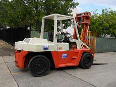 Diesel Forklifts For Hire