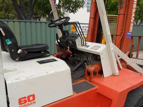 Diesel Forklifts 6000kg