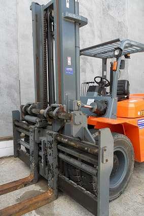 Diesel Forklift 8000kg+