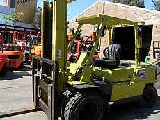 Diesel or LPG Forklifts