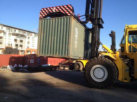 Container Handler For Sale