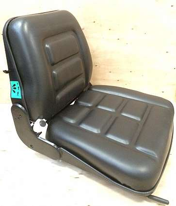 Forklift Safety - Suspension Seats