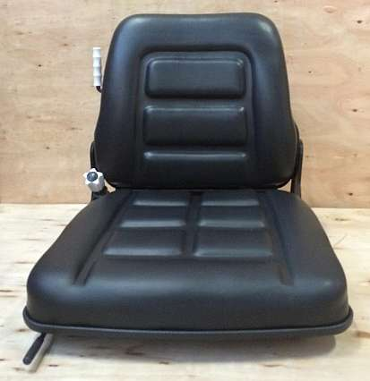 Forklift Safety - Suspension Seats
