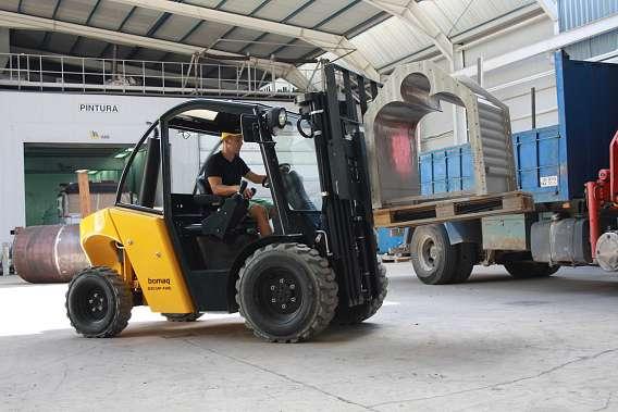 Warehouse Forkllift