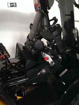 All Terrain Forklift MP Series