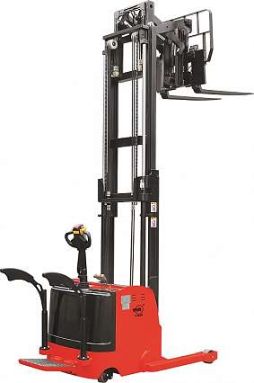 Electric Reach Stacker 1200 - 2000kg CQDH