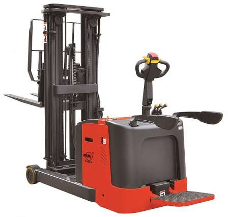 Counterbalanced Reach Stacker 1500kg CQD15R