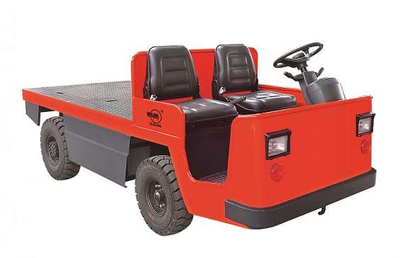 Electric Platform Truck 2000 - 3000kg BD20(25)(30) by Lencrow
