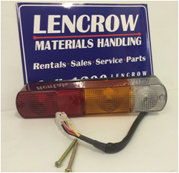 12V Tail Lamp Forklifts