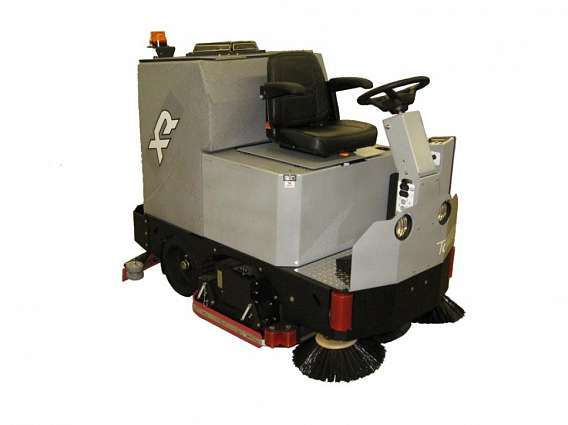 Conquest Commercial Ride On Floor Scrubber XR