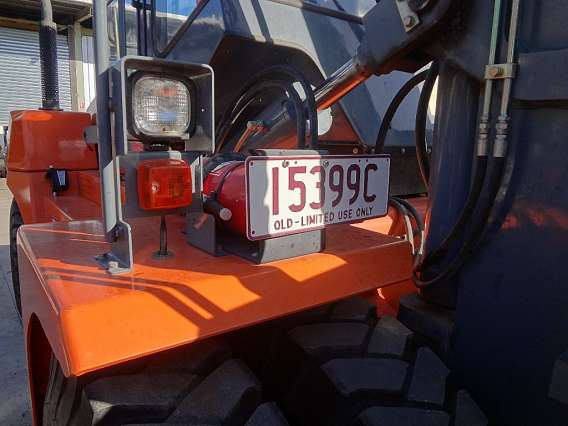 Used Forklifts For Sale Brisbane