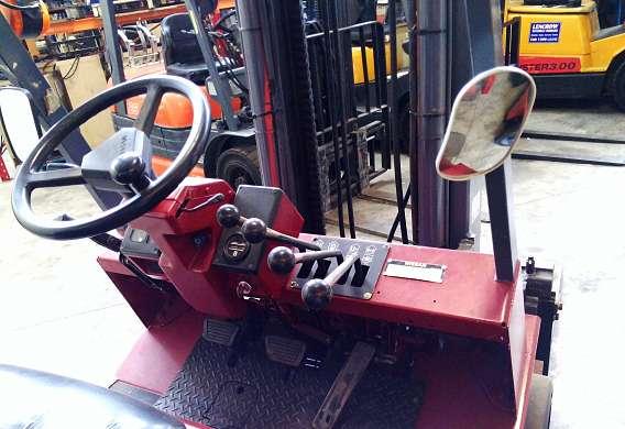 Used Nissan LPG Forklift 3500kg