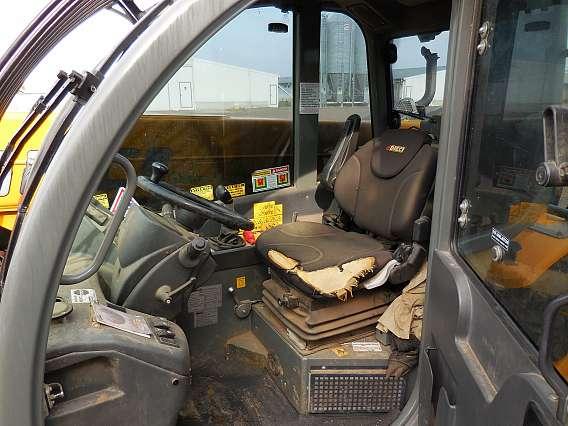 Telehandler Cab
