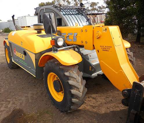 Used Telehandler For Sale