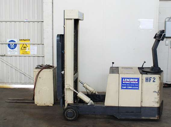 Used Walk Behind Forklift For Sale