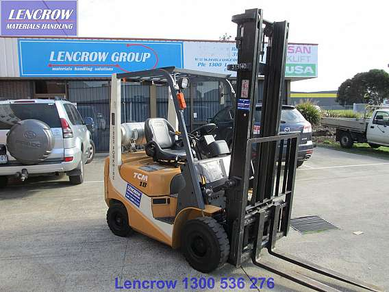 Indoor Warehouse/Factory Fork Truck For Sale