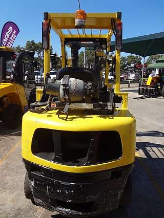 LPG Forklift For Sake