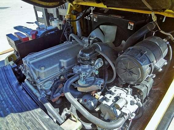 Hyster Forklift Engine