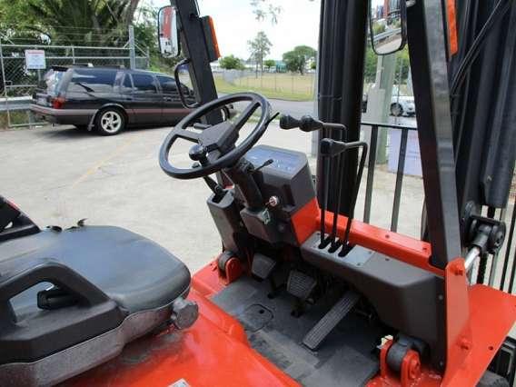 Forklift Operator Cab