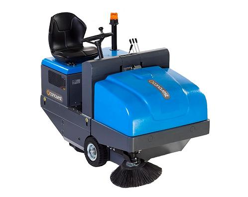 Conquest Commercial Ride On Floor Sweeper PB115