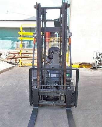 2 Stage Mast